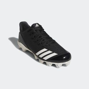 Adidas Icon 4 MD Cleats - Black